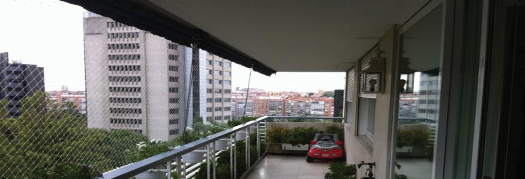 Protecciones para terrazas ventanas escaleras piscinas - Proteccion para terrazas ...